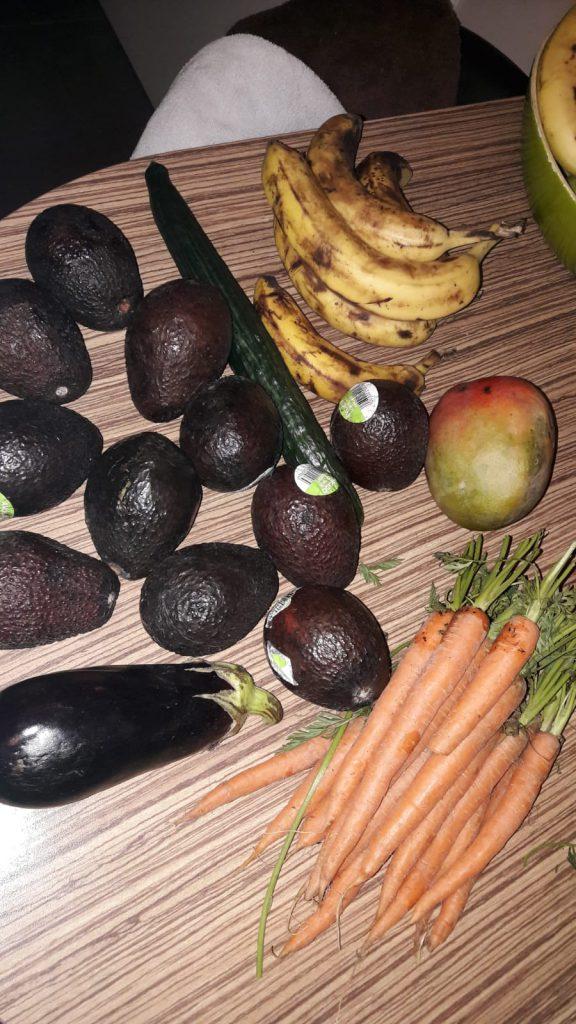 Avocados, Bananen und Co...