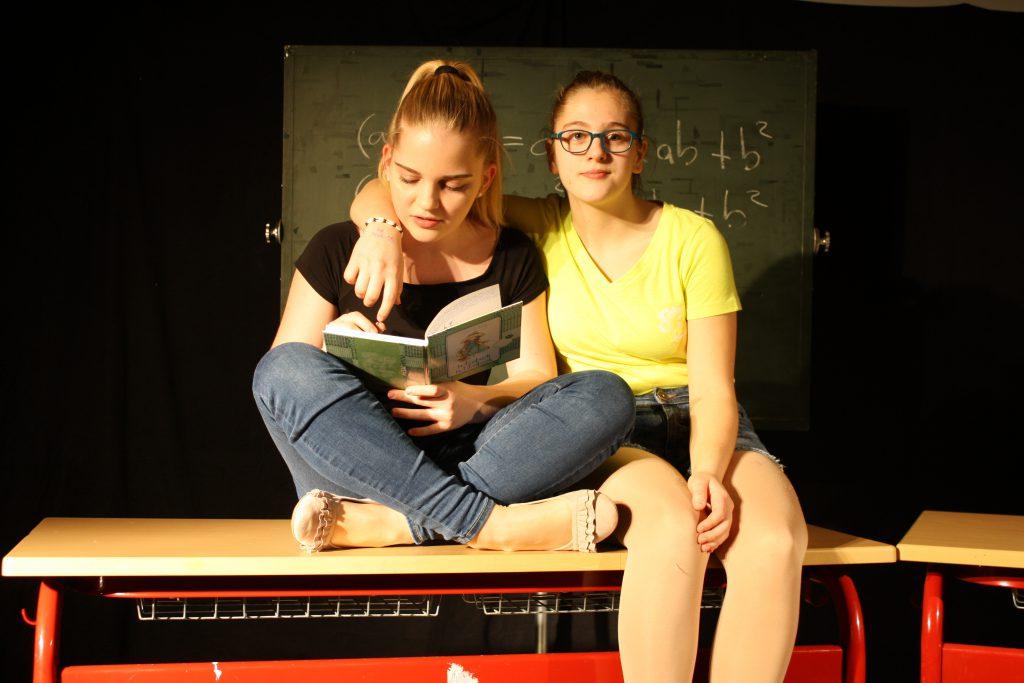 Eine Freundschaft, die hält: Nina und Lola