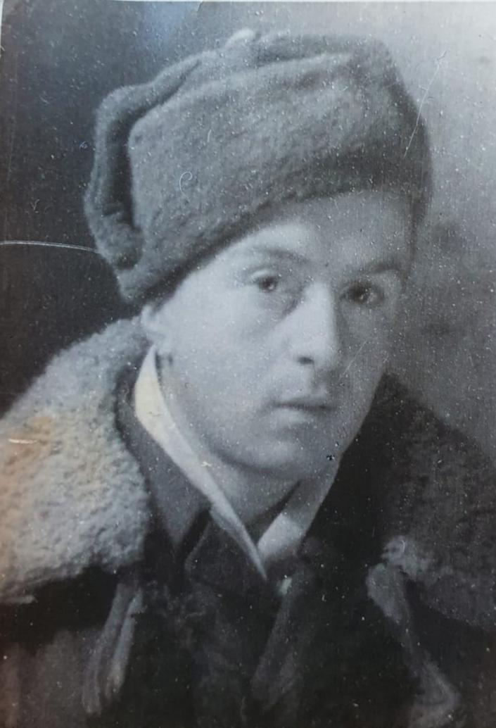 In russischer Gefangenschaft